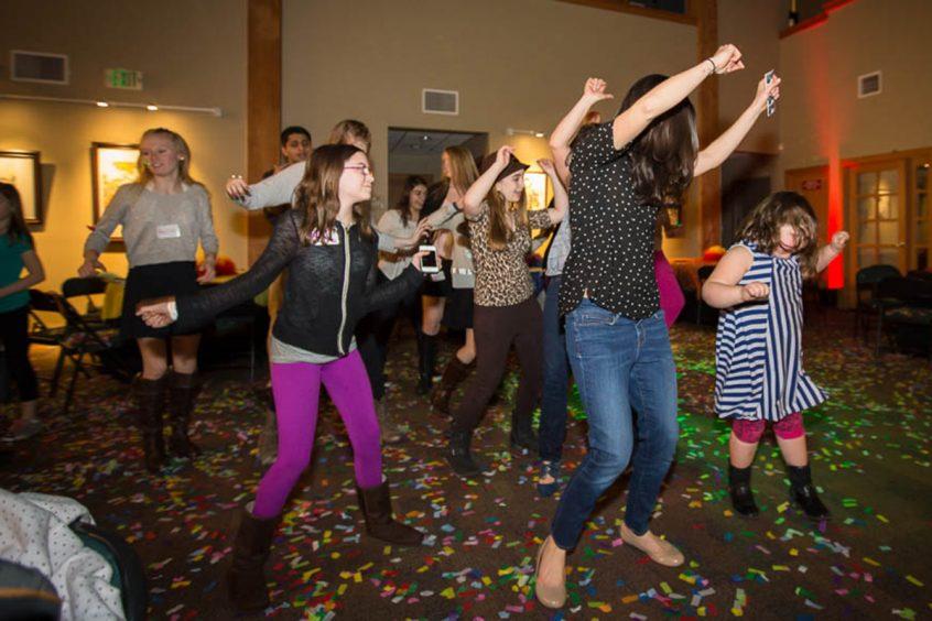 Blakely Hall celebration dance venue