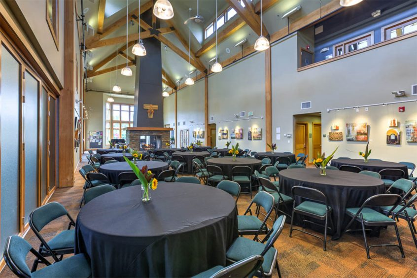 Blakely Hall Great Room Event Venue