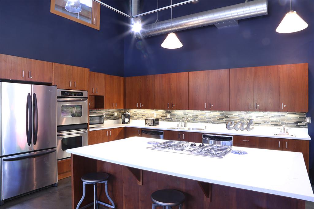 Blakely Hall Issaquah Highlands Kitchen